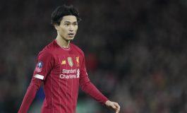 Kepuasan Takumi Minamino Usai Jalani Debut di Liverpool