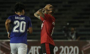 Bali United Tersungkur di Kamboja
