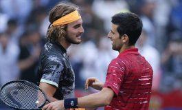 Lolos Dramatis, Duel Seru Djokovic vs Tsitsipas di Final