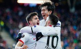 Eintracht Frankfurt Melaju Ke Babak 16 Besar Setelah Tumbangkan Salzburg
