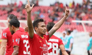 Gol Debut Osvaldo Haay Warnai Kemenangan Persija atas Borneo FC