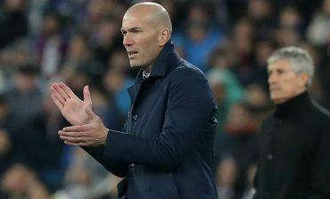 Bangganya Zidane, Real Madrid Bisa Pecundangi Barcelona