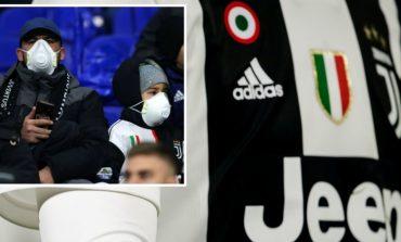 Klub Sepakbola Italia Siaga Corona, Juve Karantina Seluruh Pemain U-23