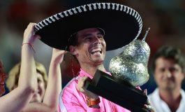 Masuk Sejarah Acapulco, Rafael Nadal Belum Puas