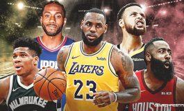 Virus Corona Merebak di AS, Basket NBA Distop