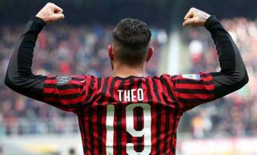 Rencana Juventus Tebus Theo Hernandez dari AC Milan