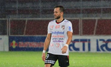 Adu Ketangguhan 2 Bomber Bali United, Ilija Spasojevic vs Lerby Eliandry