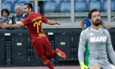 Mkhitaryan Lebih Nyaman di Roma daripada Arsenal, Ini Alasannya