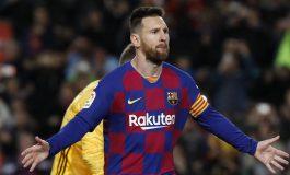 Messi Pastikan Skuat Barcelona Akan Potong Gaji Sebesar 70 Persen Selama Pandemi Virus Corona