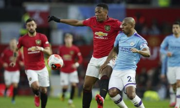 Man of the Match Manchester United vs Manchester City: Anthony Martial