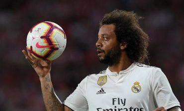 Juventus Hidupkan Minat untuk Marcelo