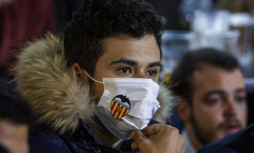 Lima Pemain dan Staf Valencia Positif Virus Corona