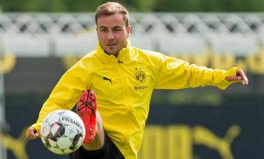 Bakal Dibuang Dortmund, Mario Gotze Ingin Hijrah ke Italia