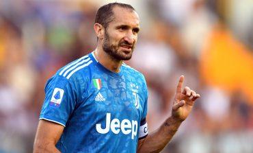 Giorgio Chiellini Ungkap Keburukan Arturo Vidal saat Masih di Juventus