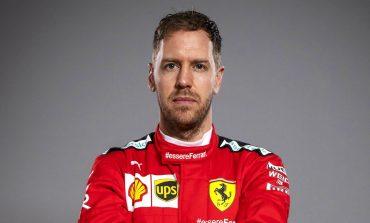 Ferrari Resmi Umumkan Perpisahan dengan Sebastian Vettel