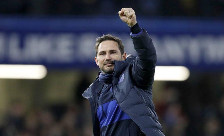 Pujian Conte untuk Lampard: Dia Bisa Jadi Pelatih Terbaik di Dunia