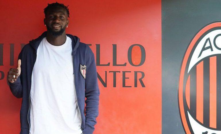 AC Milan Coba Pulangkan Tiemoue Bakayoko