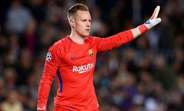 Ter Stegen Beri Kabar Baik untuk Pendukung Barcelona