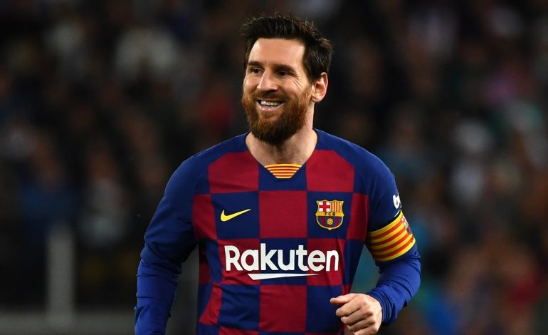 Barcelona dan Lionel Messi Mulai Bicara Perpanjangan Kontrak Bulan Ini