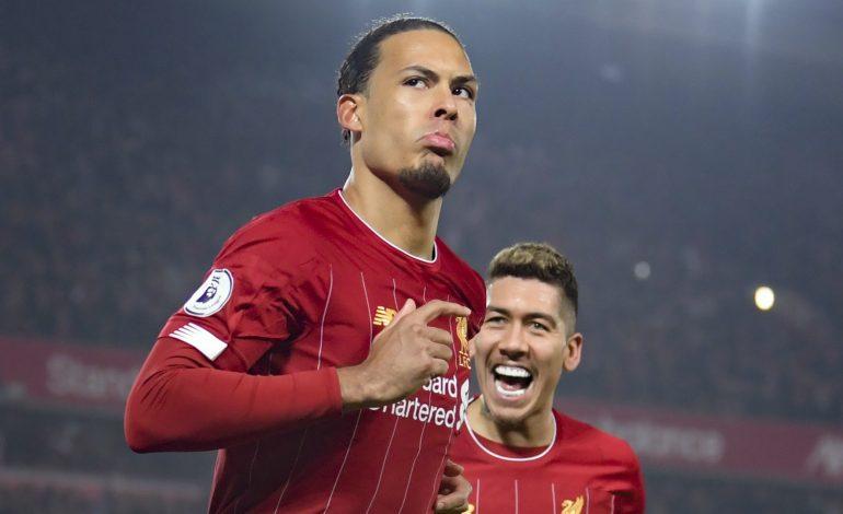 Virgil van Dijk Bakal Jadi Pemain Bergaji Tertinggi dalam Sejarah Liverpool