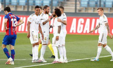 Kalahkan Mallorca, Real Madrid Kembali Duduki Puncak Klasemen