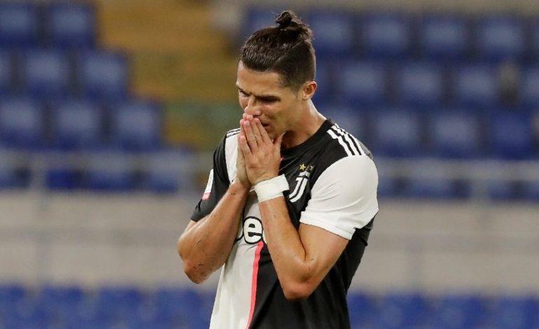 Juventus Gagal Juara Lagi, Cristiano Ronaldo Kembali jadi Bahan Olok-Olok Netizen