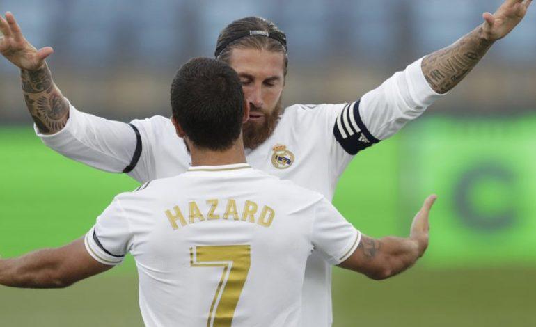 Real Madrid Menang: Hazard Oke, Gareth Bale Bagaimana?