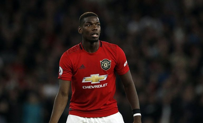 Kejutan Solskjaer untuk Fans Manchester United, Mainkan Paul Pogba di Nomor 10?