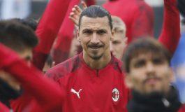 Ibrahimovic Targetkan Comeback Kala Milan Hadapi Juventus