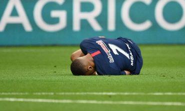 Dapat Tekel Horor, Mbappe Terancam Absen Lawan Atalanta di Liga Champions