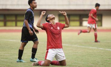 Timnas Indonesia U-16 Menang Telak di Laga Uji Coba
