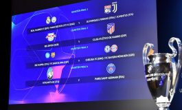 Ini Hasil Undian Perempat Final Liga Champions 2019/2020