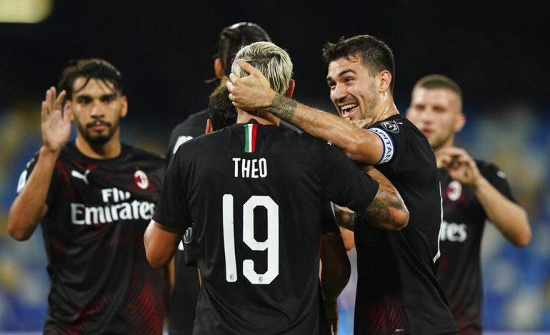Napoli vs AC Milan: Drama 4 Gol Terjadi di San Paolo
