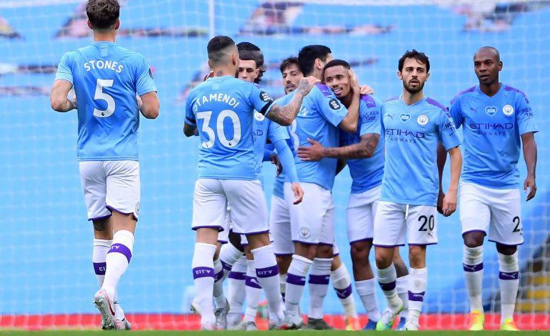 Manchester City Menang, Guardiola Ciptakan Rekor