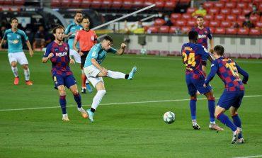 Barcelona Dipermalukan 10 Pemain Osasuna