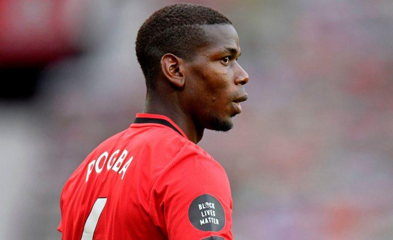 Selangkah Lagi Paul Pogba Perpanjang Kontrak di Manchester United