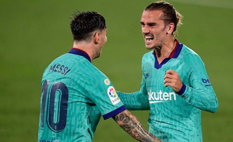 Menang Telak Atas Villarreal, Barcelona Terus Kejar Real Madrid