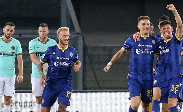 Hasil Pertandingan Hellas Verona vs Inter Milan: Skor 2-2
