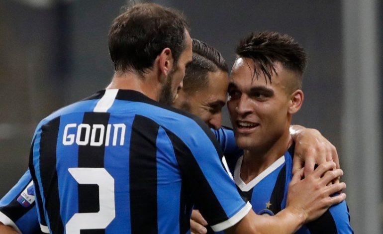 Hasil Pertandingan Inter Milan vs Torino: Skor 3-1