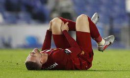 Kabar Buruk Untuk Liverpool, Jordan Henderson Dipastikan Absen Sampai Akhir Musim