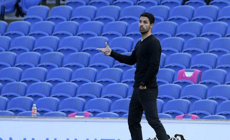 Jelang Duel Arsenal vs Leicester, Mikel Arteta Dapat Pujian dari Brendan Rodgers