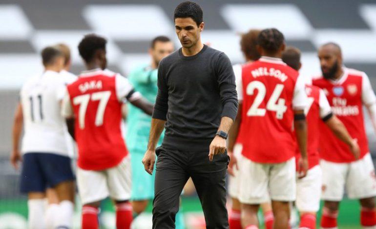 Arsenal Kalah Lagi, Arteta: Inilah Kami Saat Ini