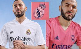 Real Madrid Perkenalkan Jersey Baru, Perpaduan Putih dan Merah Muda