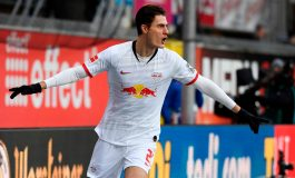 AS Roma Tolak Permintaan RB Leipzig Perpanjang Peminjaman Patrik Schick