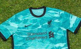Unik, Ini Penampakan Jersey Tandang Liverpool Musim 2020/2021
