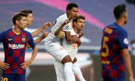 Man of the Match Barcelona vs Bayern Munchen: Thomas Muller