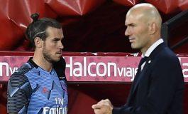Zinedine Zidane: Gareth Bale Menolak Main Melawan Manchester City