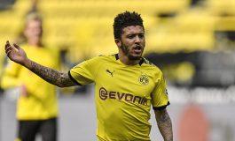 MU Terus Menggoda, Jadon Sancho: Saya Sangat Bahagia di Borussia Dortmund