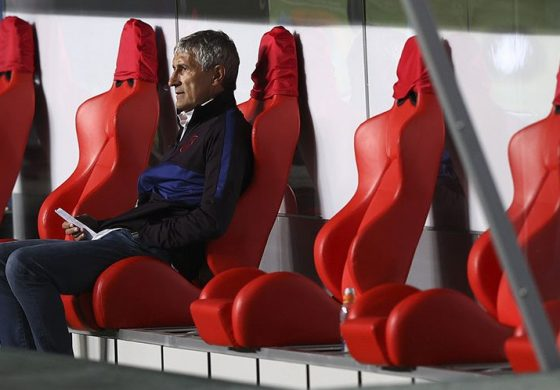 Pasca Dibantai Bayern Munchen, Barcelona Segera Pecat Quique Setien