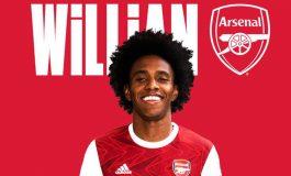 Perbandingan Statistik Willian dengan Striker Arsenal Saat Ini, Positif atau Negatif?